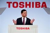Le DG de Toshiba démissionne, sur fond de l'offre de rachat de CVC