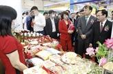 Vietnam Expo : faire un pas ensemble dans un monde numérisé