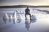 Avec l'apnée sous glace, Arthur Guérin-Boëri respire