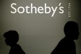 Une vente Sotheby's d'oeuvres numériques