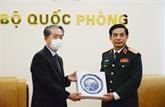 Défense : le Vietnam renforce les liens avec des pays étrangers
