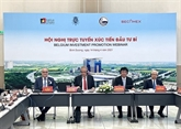 Binh Duong promeut son territoire pour attirer les capitaux belges