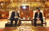 Hanoï veut renforcer sa coopération avec les capitales des pays nordiques
