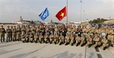 Le Vietnam contribue activement au maintien d'une paix durable dans le monde