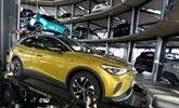 Automobile : le marché européen rebondit en mars