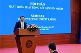 Des agences internationales de notation de crédit veulent participer au marché vietnamien