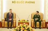 Vietnam et États-Unis resserrent les relations de coopération dans la défense