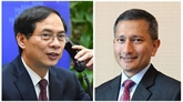 Renforcer le partenariat stratégique Vietnam - Singapour et Vietnam - Inde