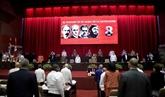 Message de félicitations du PCV pour le VIIIe Congrès national du PCC