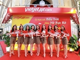 Voyager avec Vietjet au tarif de 468.000 dôngs