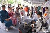 Plus de 100 stands auFestival Vietnam - Japon