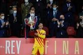 Coupe d'Espagne : Griezmann et Messi offrent son 31e sacre au Barça