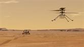 L'hélicoptère Ingenuity de la NASA pourrait voler sur Mars le 19 avril