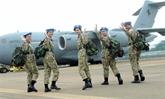 Le Vietnam contribue activement au maintien de la paix et de la sécurité du monde