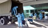 COVID-19 : trois nouveaux cas importés détectés dimanche après-midi 18 avril