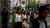En Israël, les masques anticoronavirus tombent