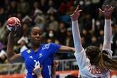 Hand : Orlane Kanor blessée et forfait pour les Jeux de Tokyo