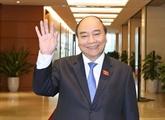 Le Premier ministre Nguyên Xuân Phuc libéré de ses fonctions