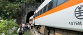 Déraillement d'un train à Taïwan (Chine) : des dizaines de personnes seraient décédées