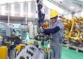 La forte hausse des commandes soutient la bonne santé de l'industrie manufacturière