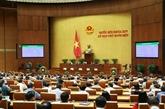 L'Assemblée nationale relève le PM et le président de la République de leurs fonctions