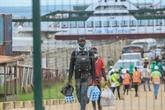 Attaque au Mozambique : difficile évacuation de milliers de rescapés