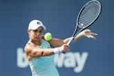 Tennis : Barty défendra son titre contre Andreescu à Miami