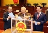 Procédures pour libérer le président de la République de ses fonctions