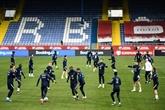 Euro-2020: l'UEFA pourrait autoriser plus de 23 joueurs par équipe