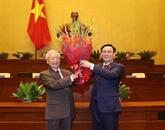 Le président Nguyên Phu Trong libéré de ses fonctions