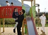 Journée de l'autisme : Macron rencontre des familles et des soignants