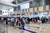 L'aéroport de Nôi Bài devrait bientôt desservir un nombre record de passagers