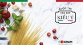 Lancement d'un concours de préparation de plats italiens