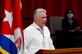 Miguel Diaz-Canel élu à la tête du Parti communiste cubain