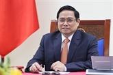 Vietnam-Singapour : conversation téléphonique entre les Premiers ministres