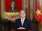 Le président vietnamien souligne la coopération pour le développement