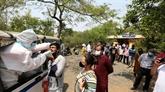 Inde : record de plus de 2.000 morts du COVID en 24 heures