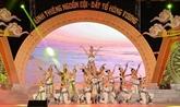 Phu Tho : programme artistique en commémoration des rois Hùng