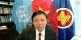 Conseil de sécurité : le Vietnam préside un dialogue sur la Somalie