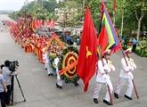 Nguyên Xuân Phuc rend hommage aux rois fondateurs Hùng