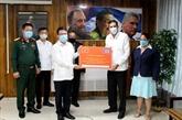 Messages et cadeaux du PCV pour féliciter le VIIIe Congrès du Parti communiste de Cuba