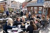 Cafés et restaurants rouvrent au Danemark