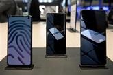 Les ventes de smartphones ont explosé au premier trimestre