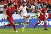 Un match amical entre le Vietnam et la Jordanie prévu fin mai