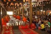 Les Khmers célèbrent leur fête Chol Chnam Thmay