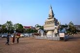 Verrouillage de Vientiane à cause de l'augmentation des cas de COVID-19