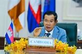 Le PM cambodgien participerr à la réunion des dirigeants de l'ASEAN