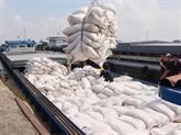 Trung An va exporter de plus de 11.000 tonnes de riz en R. de Corée
