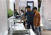 Plus de 200 entreprises au Salon international Vietbuild 2021