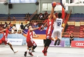 Basket-ball : l'équipe de Hanoï masculine gagne du terrain